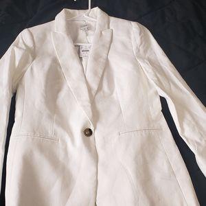 J. CREW white blazer
